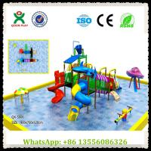 China Guangzhou Water Park Manufacturer/Kids Water play game/kids water playground