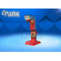 Wholesale Big Punch Boxing Arcade Game Machine Electric Coin Operated  Indoor from china suppliers