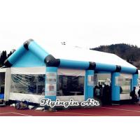8m*4m Inflatable Advertising Room, Trade Show Inflatable House Tent for Sale