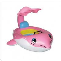 Wholesale Inflatable Float,Pink Dolphin Baby Pool Float (FG-IF-002) from china suppliers