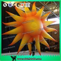 Wholesale 2m Color Changing Led Inflatable Lighting Balloon Concert Decoration Inflatable Sun from china suppliers
