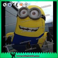 Wholesale 5M Oxford Cloth Custom Inflatable Despicable me Minion Cartoon from china suppliers