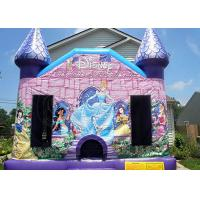 Quality Durable Disney Princess 5 In 1 Combo Bouncer Lead - Free Customized Design for sale
