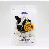 Wholesale Standing Bag Design Original flavor Individual Package Colostrum Milk Tablet / Without non-dairy creamer from china suppliers