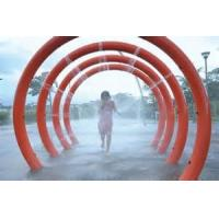 Wholesale Parent - Child Theme Big Aqua Playground Fiberglass Water House , Weather-Proof from china suppliers