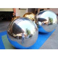 Wholesale Large Advertising Sliver Inflatable Floating Mirror Balls For Theater Decoration from china suppliers
