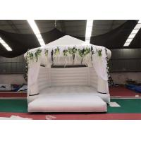 Wholesale Adult High Strength Inflatable Shelter Tent For White Wedding Celebration from china suppliers