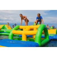 China Inflatable Water Toys with durable 0.9MM PVC tarpaulin 30M diameter material for pool on sale