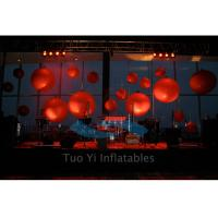 Wholesale Trade Show LED Commercial Lighted Helium Balloon Show Advertising from china suppliers