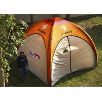 China Lightweight Inflatables Dome Tent UV Resistance Outdoor Inflatable Tent on sale