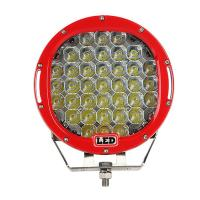 Wholesale 9 inch Led work light with 111Watt , 37pcs*3w high intensity CREE LEDS, Black, Red, Bule, Yellow Body color available from china suppliers