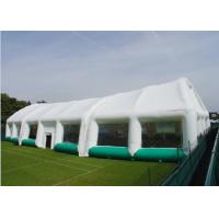 Quality Outside Inflatable Event Tent Tennis Playground EN14960 CE Certificate for sale