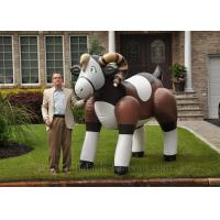 Wholesale Large PVC Inflatable Products Customized Inflatable Goat Toy EN71 from china suppliers