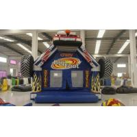 Wholesale 2017 Crazy Car Giant Inflatable Bounce House Kids Favourite Inflatable Air Jumper Car Truck from china suppliers
