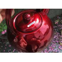 Wholesale Red Candy Effect Epoxy Polyester Powder Coating Spray Paint Environmental Friendly from china suppliers