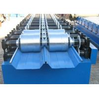 Wholesale Automatic Standing Seam Metal Roof Roll Former 20 Rollers Type 820 Joint Hidden from china suppliers