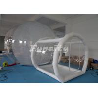 Wholesale PVC Tarpaulin Inflatable Bubble Show Ball Tent For Valentine's day / Christmas from china suppliers