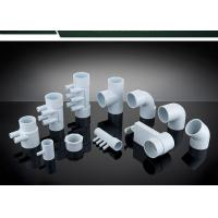 Wholesale PVC Plumbing Parts Plastic Water Distribution Manifold , Tee , Elbow For Connecting from china suppliers