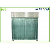 Wholesale Movable Type Clean Room Booth Customized Cleanliness Class 60 - 65dB Noise Level from china suppliers