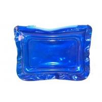Wholesale Blue Clear PVC Bags With Zipper  from china suppliers