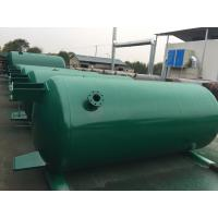 Wholesale Carbon Steel Verticial Underground Oil Storage Tanks High Pressure Vessel from china suppliers