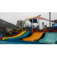 Wholesale Children Swimming Pool Water Slide Fiberglass for Water Playground from china suppliers