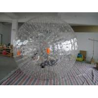 Wholesale CE 1.5M, 2M Diameter Beautiful Big Funny Water PVC giant hamster ball for humans from china suppliers