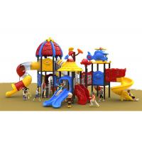 Buy cheap Longlife Durable Plastic Outdoor Play Gym Anti Skid Rope Climbing For Childrens from wholesalers