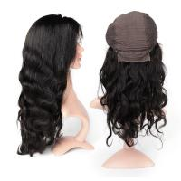 Wholesale Body Wave Swiss Human Hair Lace Front Wigs No Shedding No Tangle from china suppliers