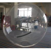 Wholesale Safe Clear TPU Inflatable Water Walking Ball, Walk Inside Ball with Diameter 2.5m YHWB-018 from china suppliers