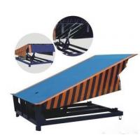 Wholesale Custom Stationary Hydraulic Dock Leveler , Warehouse Dock Ramps DCQ8-0.7 from china suppliers