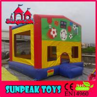 Wholesale BO-218 Inflatable Bouncer Slide Inflatable Bouncers For Sale from china suppliers