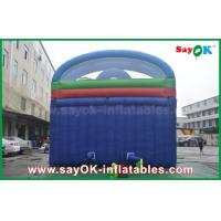 Wholesale Kid Pvc Tarpaulin Jumping Bouncer Castle Inflatable With Water Slide from china suppliers