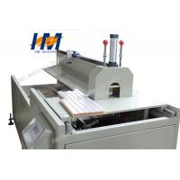 Wholesale Reliable Automatic PVC Pipe Cutting Machine High Production Efficiency from china suppliers