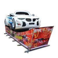Wholesale CE ISO Standard Flying Car Ride / Kids Fun Rides Rated Load 10 Riders from china suppliers