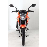 Buy cheap Blight Color Sport Enduro Motorcycle , Street Off Road MotorcycleDisk / Drum Brake from wholesalers