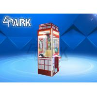 Wholesale Attractive Claw Crane Game Machine / Crane Toy Vending Machine from china suppliers