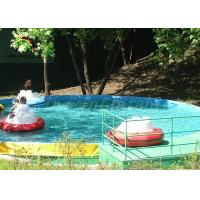 China Double Seats Children Inflatable Water Toys PVC Blow Up Custom Auto Electric Drive Inflatable Boat on sale