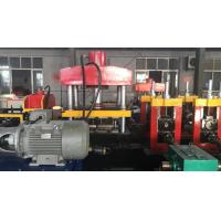 Wholesale Two Waves Cold Highway Guardrail Roll Forming Machine PLC Control System from china suppliers