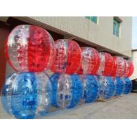 Wholesale 2014 hot sell colorful  inflatable bubble soccer ball for adults in size 1.5m dia from china suppliers
