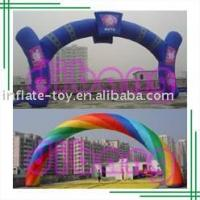Buy cheap inflatable arch from wholesalers