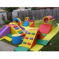 Wholesale Creez Hand Made Kids Indoor Playground Equipment , Soft Play Equipment Themed Design from china suppliers