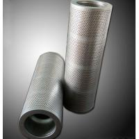 Wholesale ISO Standard 1 Micron Water Filter Cartridge / Pall Filter Element Stainless Steel from china suppliers