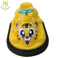 Wholesale Hansel  2018 fast profit portable bumper cars amusenement ride from china suppliers