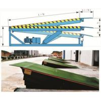 Wholesale High Efficiency Hydraulic Dock Leveler Loading Dock Platform DCQ6-0.70 from china suppliers