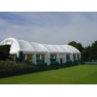 Outdoor Events Giant Inflatable Event Tent , Activities Inflatable Tennis Court
