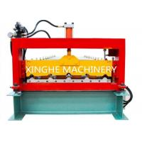 Wholesale PLC Automatic Zinc Roofing Double Layer Roll Forming Machine / Roof Panel Forming Machine from china suppliers