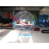 Wholesale walk on water plastic ball ball shaped water bottle polymer jumbo water ball from china suppliers