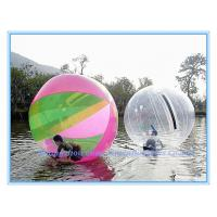 Wholesale Excellent Inflatable Water Ball Unique Commercial Water Walking Bumper Ball(CY-M2716) from china suppliers