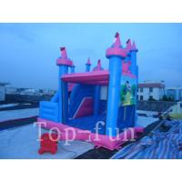 Wholesale Kids Indoor or Outdoor Princess Commercial Inflatables Bouncy Castle House for Hire from china suppliers